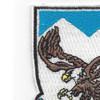 882nd Airborne Engineer Battalion Patch | Upper Left Quadrant