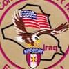 86th Airborne Combat Support Hospital Patch | Center Detail