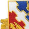 863rd Combat Engineer Battalion Patch | Upper Left Quadrant