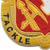 863rd Combat Engineer Battalion Patch | Lower Left Quadrant