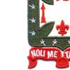 4th Infantry Regiment Patch Nol Me Tangere | Lower Left Quadrant