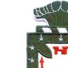 4th Infantry Regiment Patch Nol Me Tangere | Upper Left Quadrant