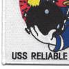 AMc-100 USS Reliable Patch   Lower Left Quadrant