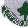 4th Infantry Division Special Troops Battalion Patch | Lower Left Quadrant