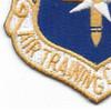 Air Training Command Patch | Lower Left Quadrant