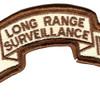 4th Infantry Division Long Range Desert Patch   Center Detail