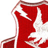 4th Infantry Brigade 101st Airborne Infantry Division Special Troops Battalion Patch STB-35 | Upper Left Quadrant