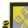 4th Finance Battalion Patch   Upper Left Quadrant