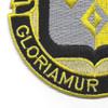 4th Finance Battalion Patch   Lower Left Quadrant