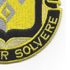 4th Finance Battalion Patch   Lower Right Quadrant