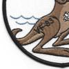 VF-83 Patch Dragon Squadron | Lower Left Quadrant