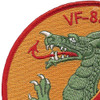 VF-83 Fighter Squadron Patch | Upper Left Quadrant