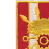 4th Field Artillery Battalion Patch | Upper Left Quadrant