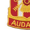 4th Field Artillery Battalion Patch | Lower Left Quadrant