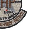 4th ESOS BHP OIF Desert Patch | Lower Right Quadrant