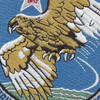 VF-702 Fighter Squadron Patch | Center Detail