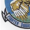 VF-702 Fighter Squadron Patch | Lower Left Quadrant