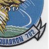 VF-702 Fighter Squadron Patch | Lower Right Quadrant
