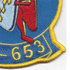 VF-653 Warrior Dragon Patch | Lower Right Quadrant