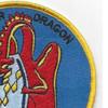 VF-653 Warrior Dragon Patch | Upper Right Quadrant