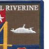 4th Coastal Riverine Squadron Patch | Upper Right Quadrant