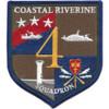 4th Coastal Riverine Squadron Patch