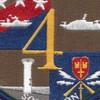 4th Coastal Riverine Squadron Patch | Center Detail