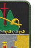 4th Cavalry Regiment-B Patch | Upper Right Quadrant