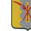 4th Cavalry Regiment-B Patch | Lower Left Quadrant