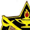4th Cavalry Brigade Crest Patch | Upper Left Quadrant