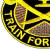 4th Cavalry Brigade Crest Patch | Lower Left Quadrant