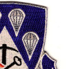 4th Brigade, 82nd Airborne Division Special Troops Battalion Patch STB-33   Upper Right Quadrant