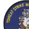 VF-124 Tomcat Strike Weapons School Patch | Upper Left Quadrant