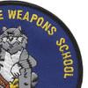 VF-124 Tomcat Strike Weapons School Patch | Upper Right Quadrant