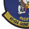 VF-124 Tomcat Strike Weapons School Patch | Lower Left Quadrant