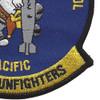VF-124 Tomcat Strike Weapons School Patch | Lower Right Quadrant