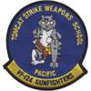 VF-124 Tomcat Strike Weapons School Patch