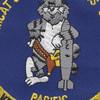 VF-124 Tomcat Strike Weapons School Patch | Center Detail