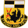 4th Brigade 4th Infantry Division Special Troops Battalion Patch STB-24