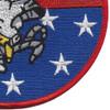 VF-111 Patch Sundowners Tomcat | Lower Right Quadrant