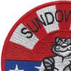 VF-111 Patch Sundowners Tomcat | Upper Left Quadrant