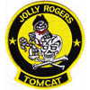 VF-103 Patch Jolly Rogers