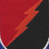 4th Brigade 25th Infantry Division Special Troop Battalion Patch STB-26 Flash   Center Detail