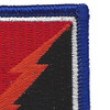 4th Brigade 25th Infantry Division Special Troop Battalion Patch STB-26 Flash   Upper Right Quadrant