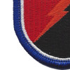 4th Brigade 25th Infantry Division Special Troop Battalion Patch STB-26 Flash   Lower Left Quadrant