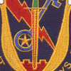 4th Brigade, 1st Cavalry Division, Special Troops Battalion Patch | Center Detail