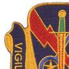 4th Brigade, 1st Cavalry Division, Special Troops Battalion Patch | Upper Left Quadrant
