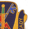 4th Brigade, 1st Cavalry Division, Special Troops Battalion Patch | Upper Right Quadrant