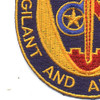 4th Brigade, 1st Cavalry Division, Special Troops Battalion Patch | Lower Left Quadrant