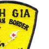 Vinh Gia River Patro Advanced Tactical Support Base Cambodian Border Patch | Upper Right Quadrant
